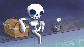 Skelattack-Taking a Break